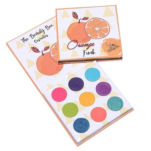 Orange Funk - Eyeshadow Palette