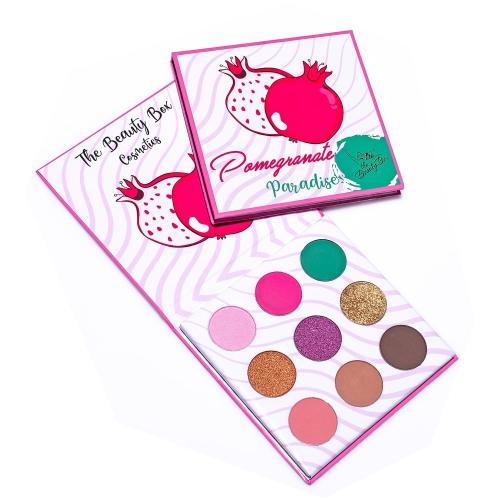 Pomegranate Paradise - Eyeshadow Palette