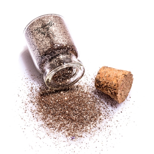 Sinking Sand Loose Glitter for Eyes