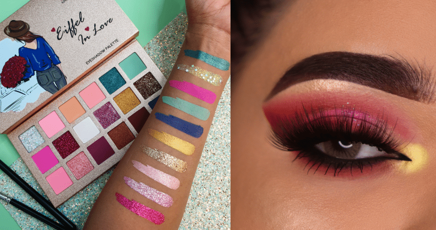 5 eyeshadow palettes to add in your makeup stash this New Year