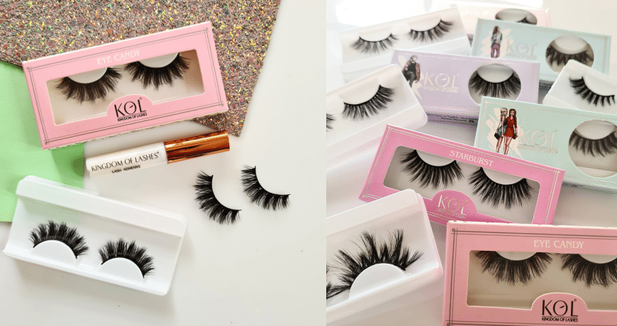 5 Tips to get more wear out of your false eyelashes
