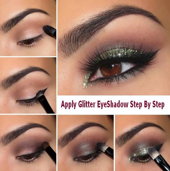 5 New Ways To Wear Loose Glitters